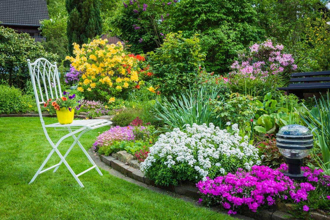 Garden products for green and beautiful garden