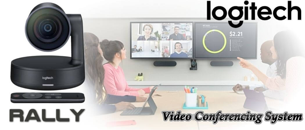 Why you need a Logitech Rally Dubai Camera for your place?