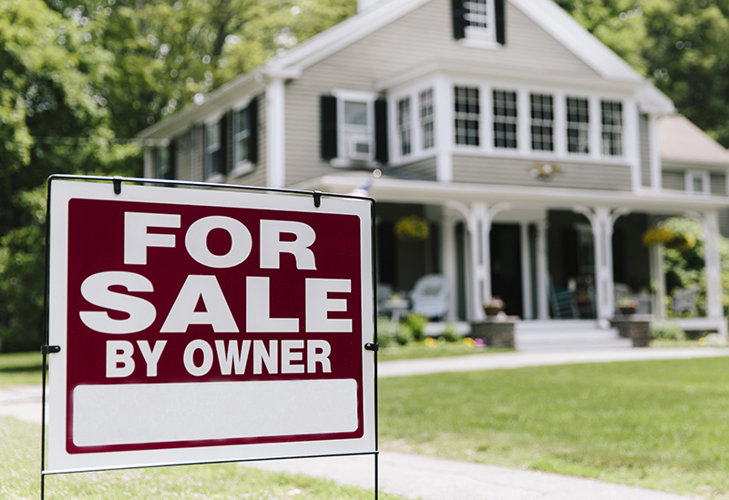 Time to buy your own home with the help of for-sale
